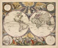 Map Of The Whole World by File Pieter Goos Nieuwe Werelt Kaert New Map Of The World Jpg