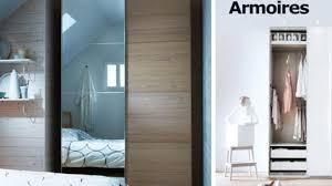 rangement armoire chambre armoire chambre porte coulissante miroir armoire de avec