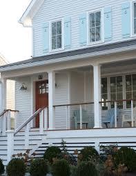 bensonwood modern farmhouse emerges from hurricane