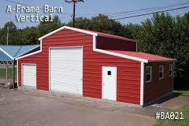 Metal Siding For Barns Metal Barns For Sale Custom Installation