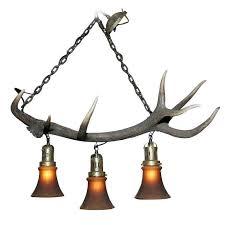 antique red deer antler chandelier german for sale at 1stdibs