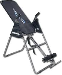 stamina products inversion table stamina gravity inversion therapy table 55 1532a best buy