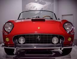 ferrari california 1961 ferrari 70th anniversary at the petersen automotive museum album