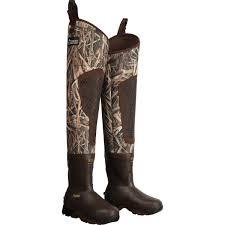 rocky waterfowler men u0027s camo neoprene hunting hip boots