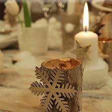 christmas candle centerpiece ideas chic eco friendly christmas table decorations