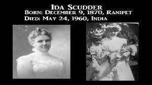 biography meaning of tamil missionaies men of god ida scudder biography cmc vellore