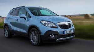 opel suv 2017 vauxhall mokka review top gear