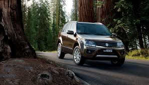 suzuki grand vitara line up reduced as part of 2015 update
