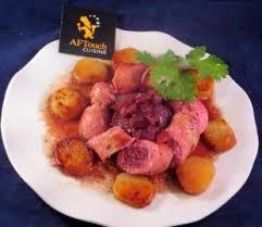 cuisiner saucisse de toulouse saucisse de toulouse rôtie recette aftouch cuisine