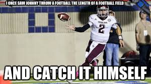 Johnny Football Memes - johnny football memes quickmeme