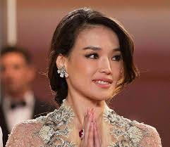 50 year old makeover shu qi is 40 years old