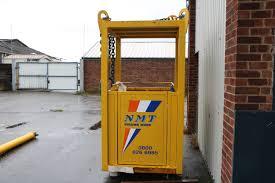 man baskets nmt crane hire ltd