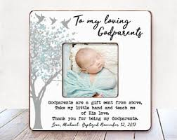 Godmother Gifts To Baby Baptism Gifts For Godparents Etsy