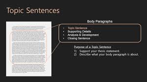 describe thesis essay writing body paragraphs 07 topic sentences youtube essay writing body paragraphs 07 topic sentences