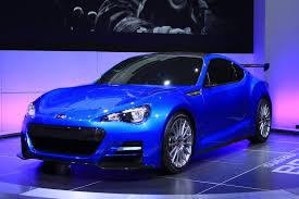 nissan blue paint code subaru brz sti concept live photos 2011 los angeles auto show
