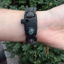 paracord bracelet buckle with whistle images Paracord survival bracelet jpg