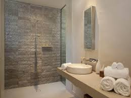 Brick In A Bathroom Design From An Australian Home Bathroom - Home bathroom designs