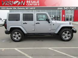 jeep wrangler 2 door hardtop 2017 used jeep wrangler for sale in rochester ny edmunds