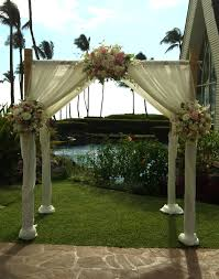 wedding arches square wedding decor