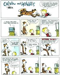 72 best calvin and hobbes images on comic strips