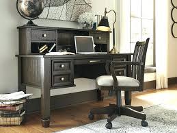Home Computer Desk Hutch Office Desk Office Furniture Desk Hutch Sage Wood U Shaped With