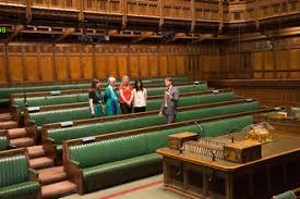 chambre des communes assister aux débats parlementaires au palais de westminster