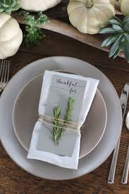 making thanksgiving cards simple rustic thanksgiving place settings jane can