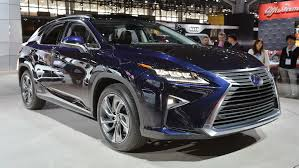 lexus new york auto show what do current lexus rx owners think of the new design auto