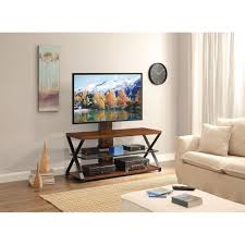 tv stands with flat panel mounts furniture flat tv stands walmart whalen swivel tv stand