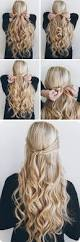 best 25 easy hairstyles ideas on pinterest hair