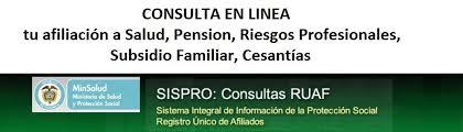 descargar el certificado de pensiones y cesantas ing consulta en linea tu afiliación a salud pensiones riesgos