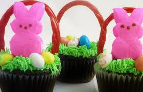 Easter Cupcake Decorating With Peeps by 6 Cute Easter Cupcake Ideas Kids Can Help Make The Kid U0027s Fun Review
