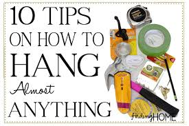 Precious Large Metal Letters For Wall Decor 10 Tips On How To Hang Almost Anything Finding Home Farms