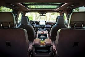 lincoln navigator interior 2016 2018 lincoln navigator powerful luxury suv capital lincoln