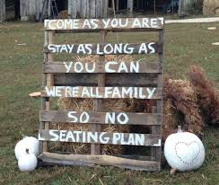 wedding signs diy 26 pallet signs ideas for weddings snappy pixels