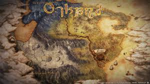 Final Fantasy World Map by Final Fantasy Network News Final Fantasy Xiv Stormblood U2013 New