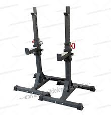 portable squat u0026 bench barbell rack stand discount martial arts