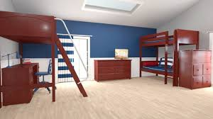Boys Bedroom Transformation With Maxtrix Maxtrix - Maxtrix bunk bed