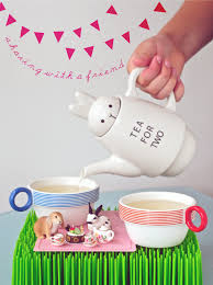 bunny tea set bunny tea for two with carrot cup cakes go make me