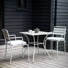 Grey Bistro Table 6 Of The Best Bistro Sets For Small Gardens Colourful Beautiful