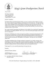 example of a testimonial letter from church resume acierta us