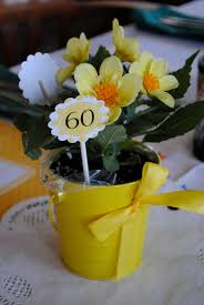 60th birthday party ideas our bee 60th birthday party