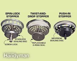 Kitchen Sink Plugs - shop kitchen sink strainer alluring kitchen sink strainer jpg