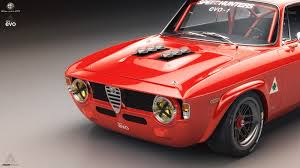alfa romeo classic gta this classic alfa romeo giulia gta looks so yummy we wish it was real