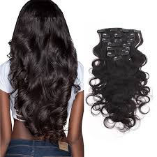best clip in hair extensions brand top 6 best clip in hair extensions reviews in 2018 iexpert9