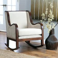 beautiful white outdoor rocking chair allen roth ocean park count