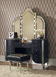 Jane Seymour Furniture Collection Hollywood Swank Aico Hollywood Swank Vanity With Mirror 142 Nice Decorating With