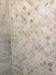 Best  Arabesque Tile Ideas On Pinterest Arabesque Tile - Shower backsplash