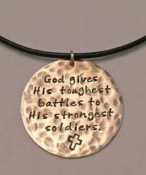 solid sterling silver necklace images Warrior necklace hand stamped sterling heart songs jewelry jpg