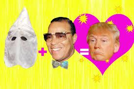 Trump Kumbaya The Klan And Farrakhan Trump Is A Uniter After All